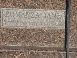 Romanza Jane <i>Anno</i> Barngrover