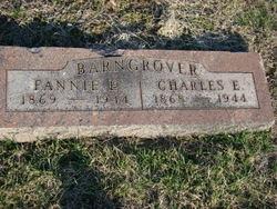 Fannie E. <i>Sharp</i> Barngrover
