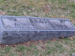Rachel M Brate