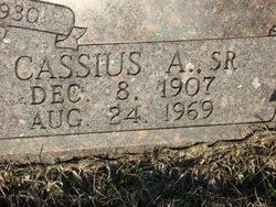 Cassius Andrew Barngrover, Sr