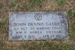 John Dennis Gaudet