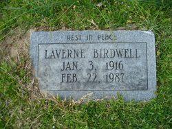 Flossie LaVerne <i>Badgett</i> Birdwell