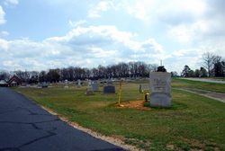 Holly Springs Baptist Cemetery