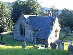 Saint Collen Churchyard Llangollen