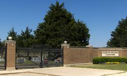 Martins Prairie Cemetery
