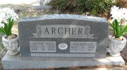 Jessie Ora Archer