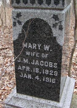 Mary Walters <i>Martin</i> Jacobs