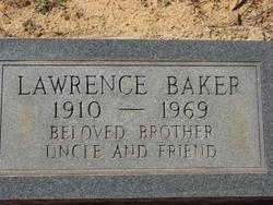Lawrence Baker