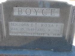 Benjamin Evan Boyce