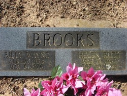Helen Ruth Brooks