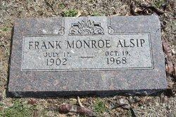 Frank Monroe Alsip