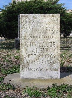John Jacob Alsip
