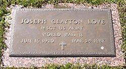 Joseph Clayton Lusty Love