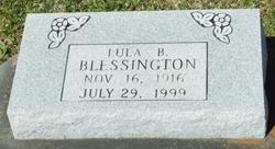 Lula B. Blessington