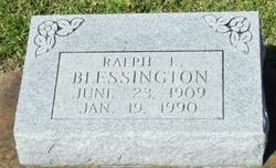Ralph E. Blessington