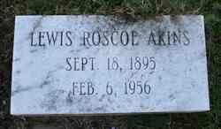 Lewis Roscoe Akins