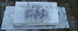 Evelyn <i>Murray</i> Akins