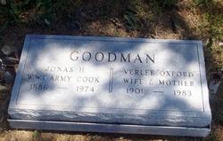 Verlee <i>Oxford</i> Goodman