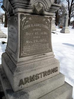 John A. Armstrong