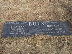 Donald Frederick Buls