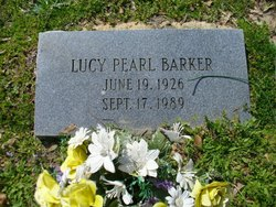 Lucy Pearl Barker