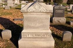 Caddie <i>Goodenow</i> Butterworth