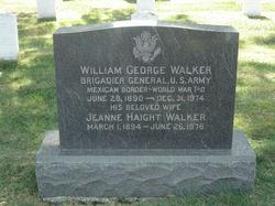Gen William George Walker