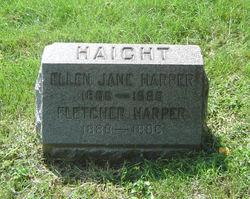 Ellen Jane <i>Harper</i> Haight