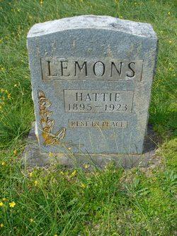 Hattie Lemons