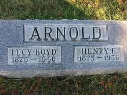 Lucy <i>Boyd</i> Arnold