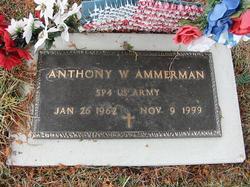 Anthony W Ammerman