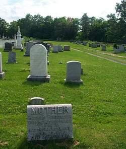 Anshe Zophen Cemetery