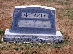Earl Raymond McCarty