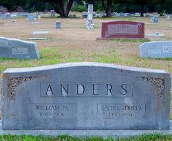 Rachel Rebecca <i>Sharp</i> Anders