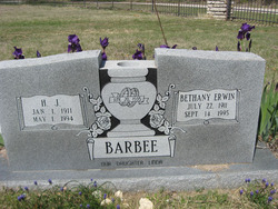 Bethany <i>Erwin</i> Barbee