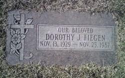 Dorothy Josephine <i>Pape</i> Fiegen