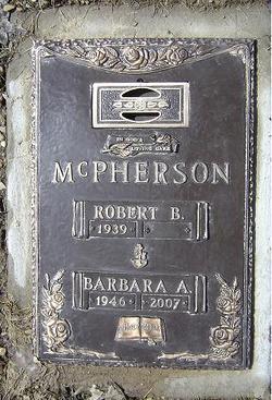 Barbara Ann <i>Basht</i> McPherson