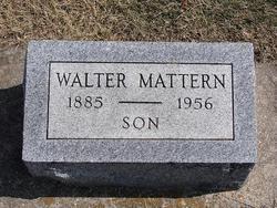Walter Mattern