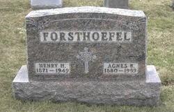 Henry Herman Forsthoefel