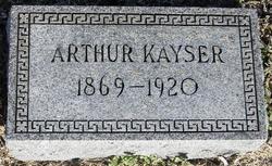 Arthur Kayser