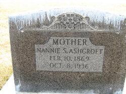Nannie Amelia <i>Smith</i> Ashcroft