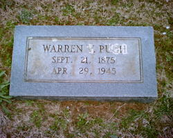 Warren Virgil Pugh