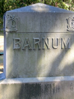 Martin T Barnum