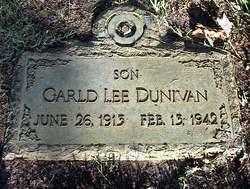 Gerald Lee Dunivan