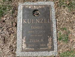 Ernest Kuenzli