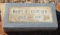 Bert C Turner