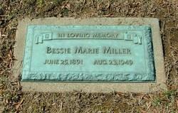 Bessie Marie Miller