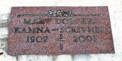 Mary Dolores Kamna-Scrivner