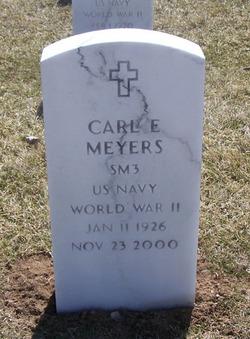 Carl E Meyers