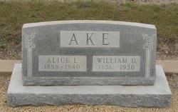 Alice <i>Lovingood</i> Ake